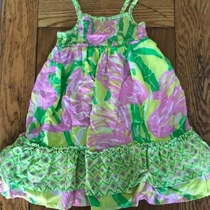 Girls Lilly Pulitzer for Target dress size 18mos